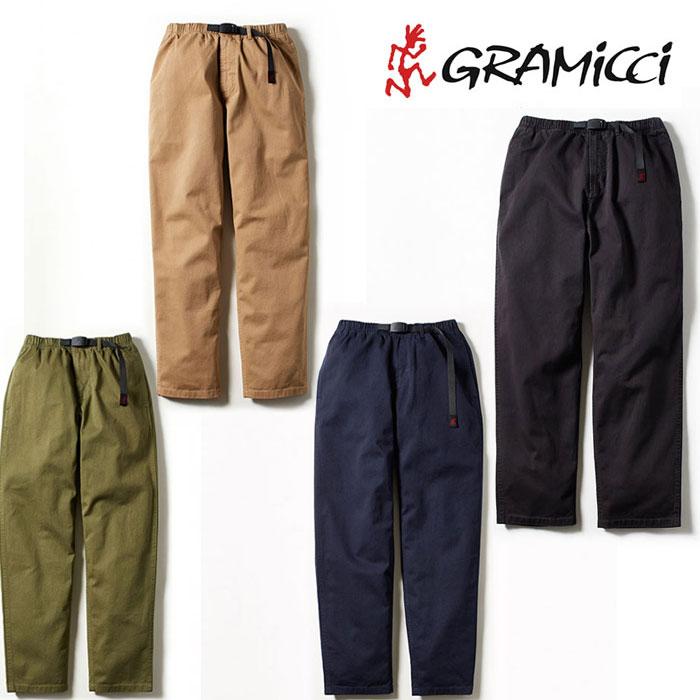 グラミチ グラミチパンツ 8657-56J メンズ/男性用 パンツ GRAMICCI PANTS 2018年春夏新作