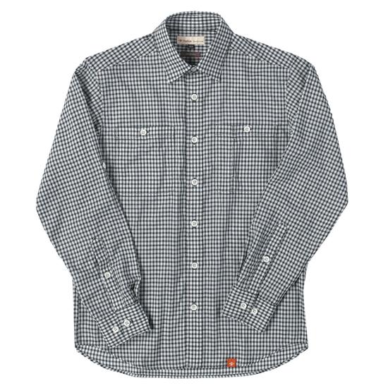 フォックスファイヤー SCパナマギンガムシャツ FXF5212847 メンズ/男性用 シャツ SC Panama Gingham Shirt 2019年春夏