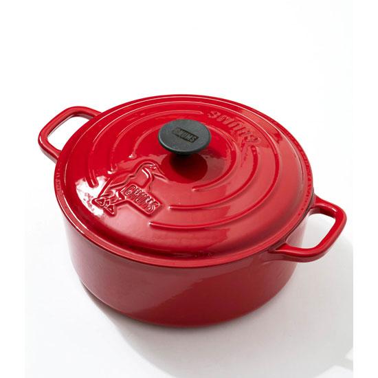 チャムス カラーダッチオーブン10インチ CH62-1262 鍋 Color Dutch Oven 10 inch