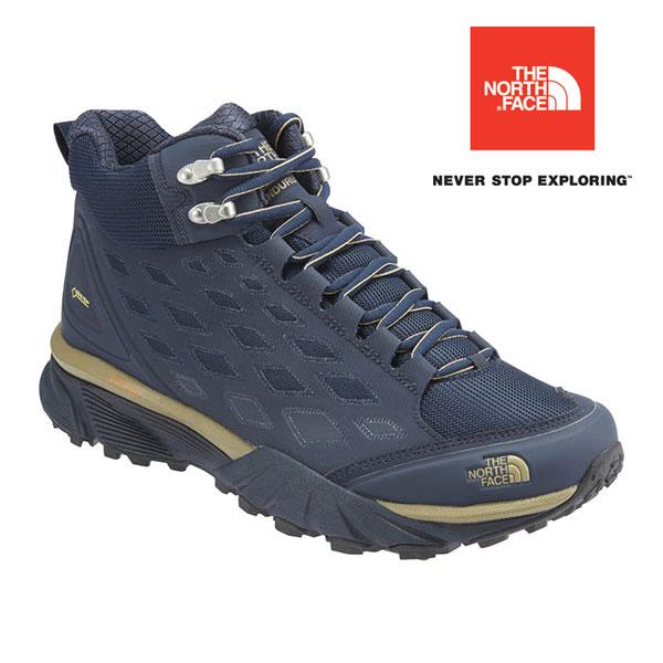ノースフェイス エンデュラスハイクミッドGORE-TEX NF01721 メンズ/男性用 靴 Endurus Hike Mid GORE-TEX