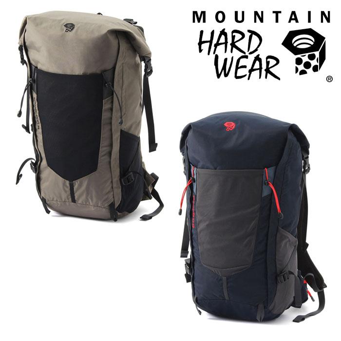 マウンテンハードウェア ザック OU7136 スクランブラーRT 35 アウトドライ Scrambler RT 35 OutDry Backpack 35L デイパック リュック 登山ザック トレッキング 登山 アジアンフィット