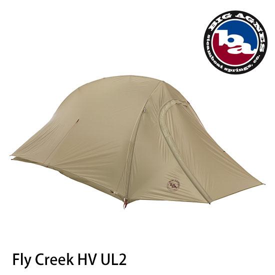ビッグアグネス フライクリーク HV UL2 THVFLYG216 テント