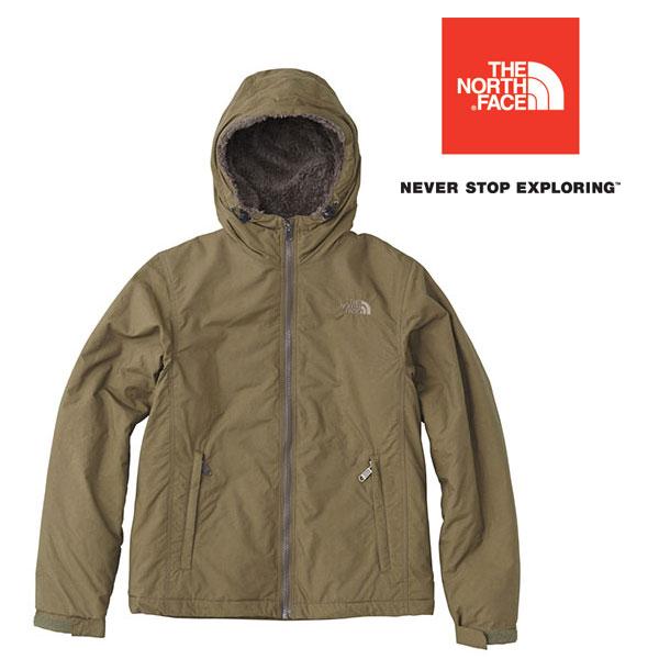 ノースフェイス コンパクトノマドジャケット NPW71633 レディース/女性用 ジャケット Compact Nomad Jacket 2018年秋冬新作