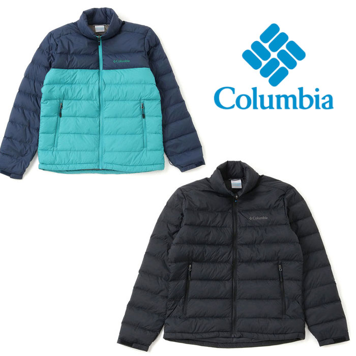 コロンビア マウンテンスカイラインジャケット PM5610 メンズ/男性用 ダウン Mountain Skyline Jacket ※半期に一度のクリアランス