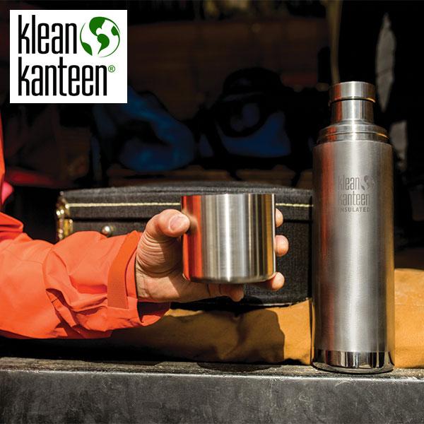 [キャッシュレス5%還元対象]クリーンカンティーン TKPro 1L 19322065 水筒 シェールブラック ステンレス