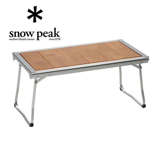 スノーピーク エントリーIGT CK-080 テーブル 2019年新商品