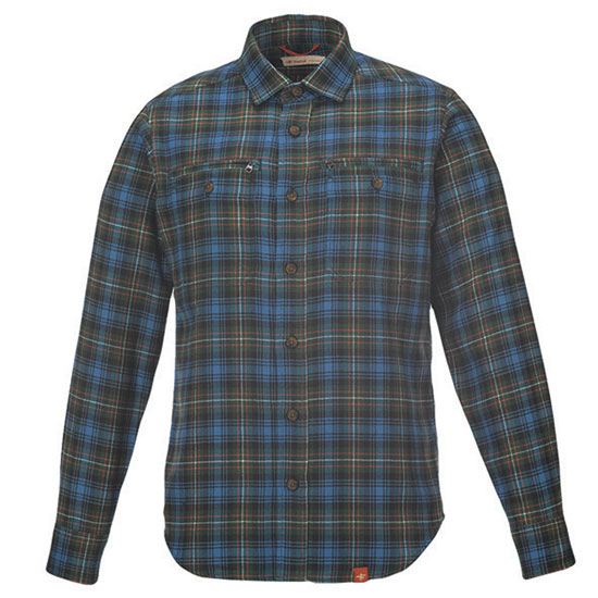 フォックスファイヤー トランスウェットプレイドシャツ FXF5112689 メンズ/男性用 シャツ