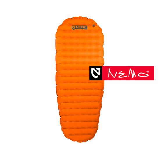 ニーモ テンサーアルパインショートマミー NM-TSAP-SM スリーピングパッド イワタニプリムス