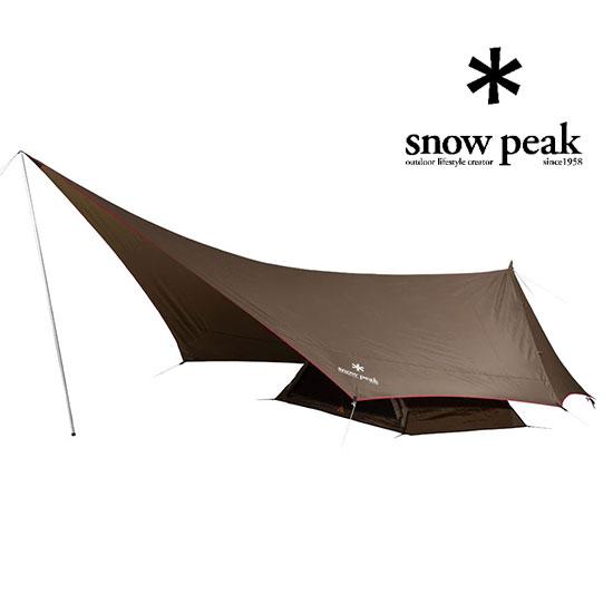 スノーピーク ヘキサイーズ 1 SDI-101 テント 2019年新商品