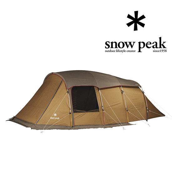 スノーピーク エントリー2ルーム エルフィールド TP-880 テント ENTRY 2 ROOM ELFIELD 2019年新商品