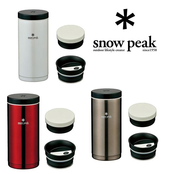 [キャッシュレス5%還元対象]スノーピーク システムボトル350 TW-070R システムボトル350 水筒