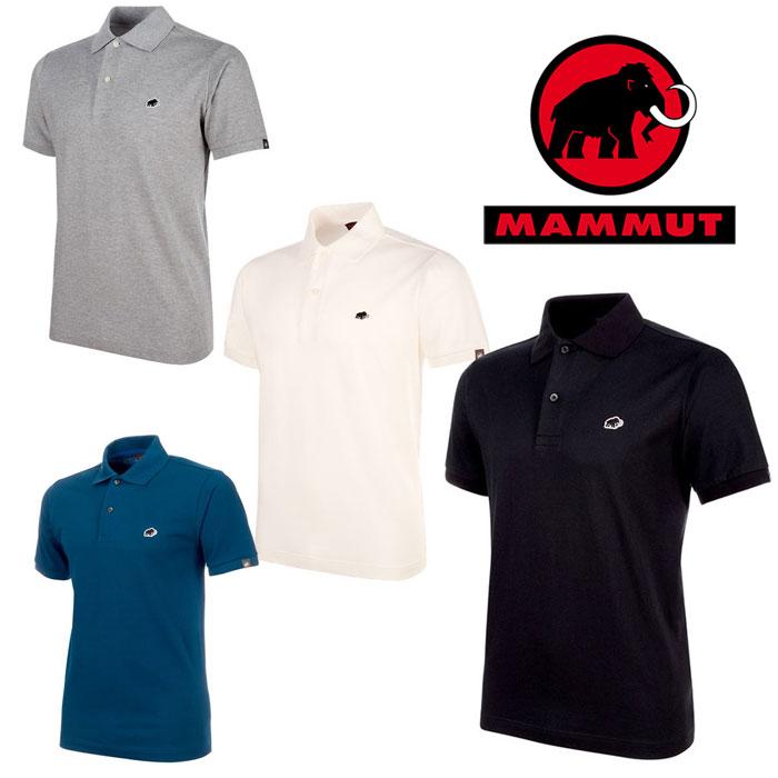 マムート マトリックスポロシャツメンズ 1017-00400 メンズ/男性用 ポロシャツ MATRIX Polo Shirt Men 2020年春夏