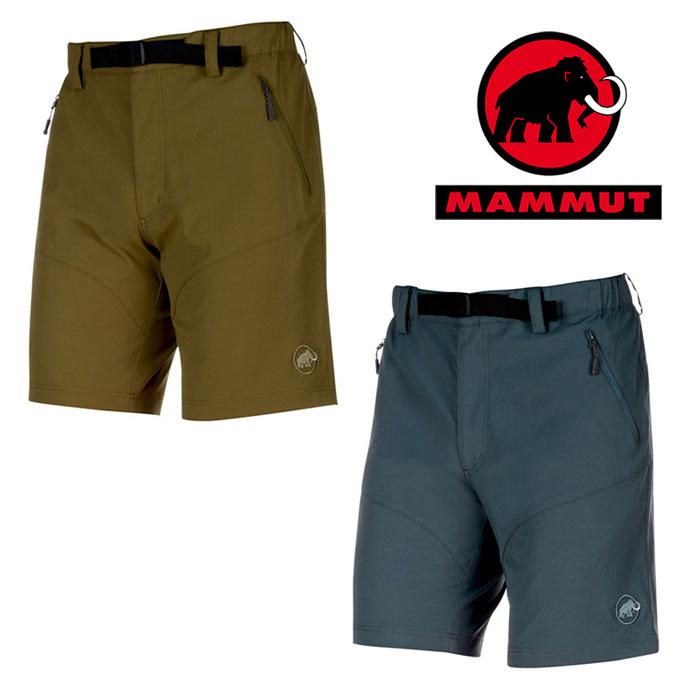 マムート トレッカーズショーツ メンズ 1020-11850 メンズ/男性用 パンツ TREKKERS Shorts Men 2019年春夏新作