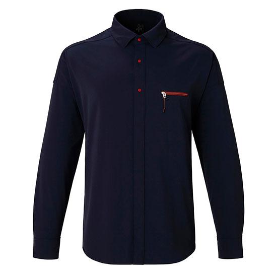 アクシーズクイン ヒトリシズカ wide collar AXESAS1843 メンズ/男性用 シャツ 2019年春夏新作