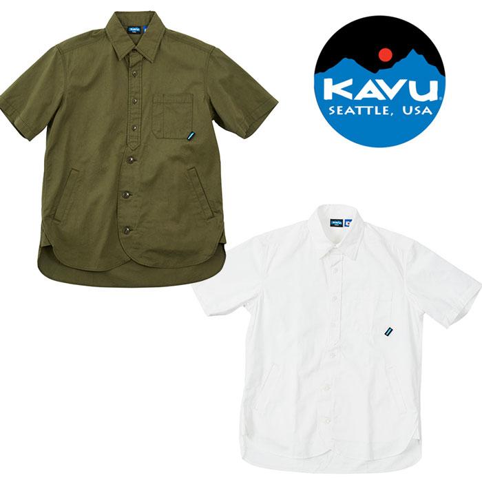 カブー S/S ループシャツ KAVU19820606 メンズ/男性用 シャツ S/S Loop Shirts 2019年春夏新作