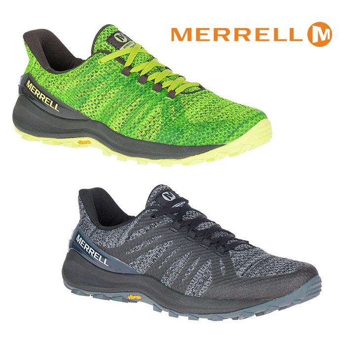 メレル モーメンタス mmomentous メンズ/男性用 靴 MOMENTOUS 48833ブラック 48837ライム パンチ