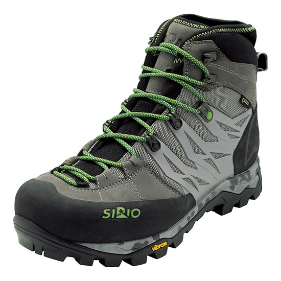 シリオ P.F.46-3 SIRIO046-3 PF46-3 登山靴 メンズ/男性用 TTN チタン