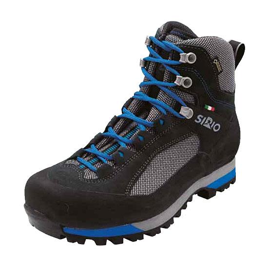 シリオ P.F.431 SIRIO431 PF431 メンズ/男性用 靴 アスファルト/ブルー