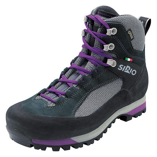 シリオ P.F.431 SIRIO431 PF431 レディース/女性用 靴 アスファルト/アイリス