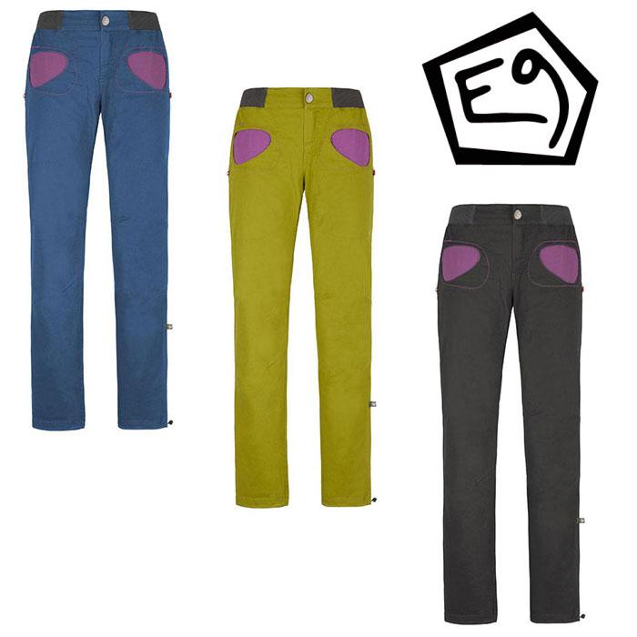 イーナイン(E9) オンダストーリー E9S19-DTR001 レディース/女性用 パンツ ONDA STORY
