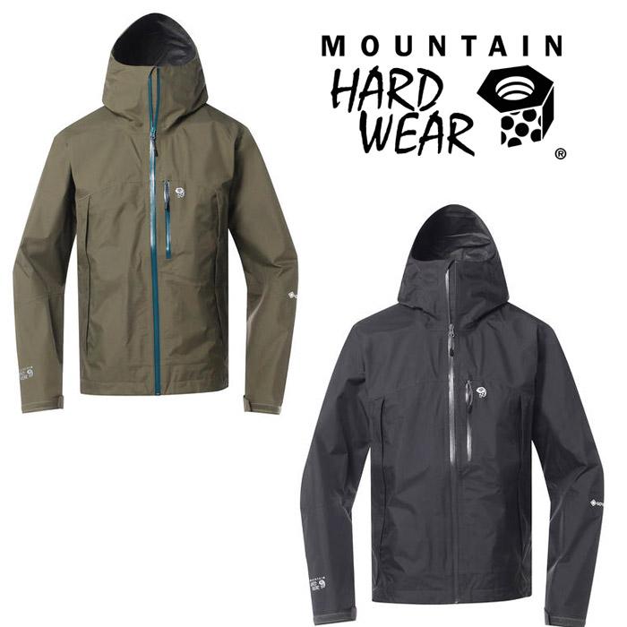 マウンテンハードウェア エクスポージャー2ゴアテックスパックライトジャケット OM7409 メンズ/男性用 ジャケット ※クリアランスSALE