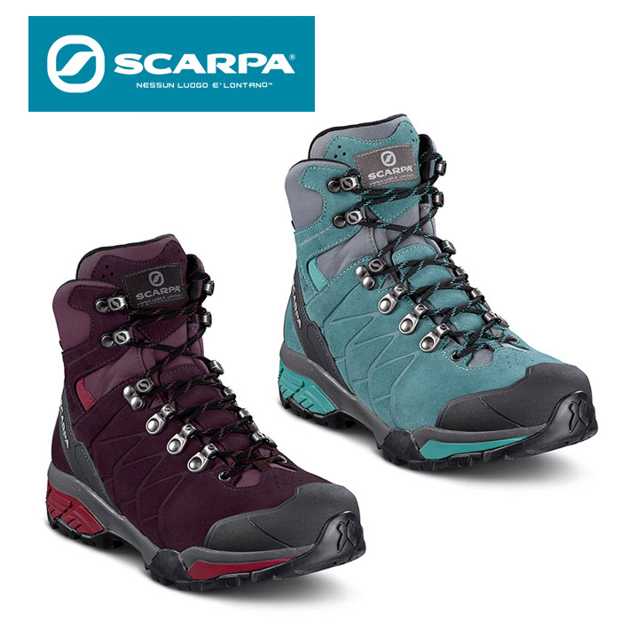 スカルパ ZG トレック GTX WMN SC22026 レディース/女性用 登山靴