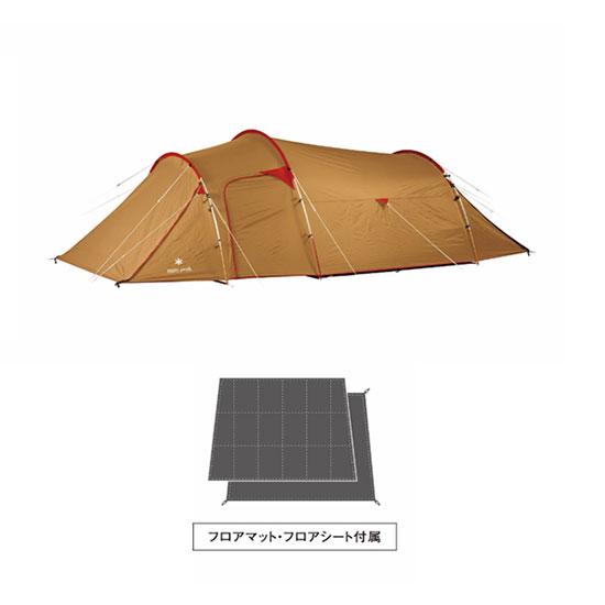 スノーピーク ヴォールト マットシートスターターセット SDE-080S テント