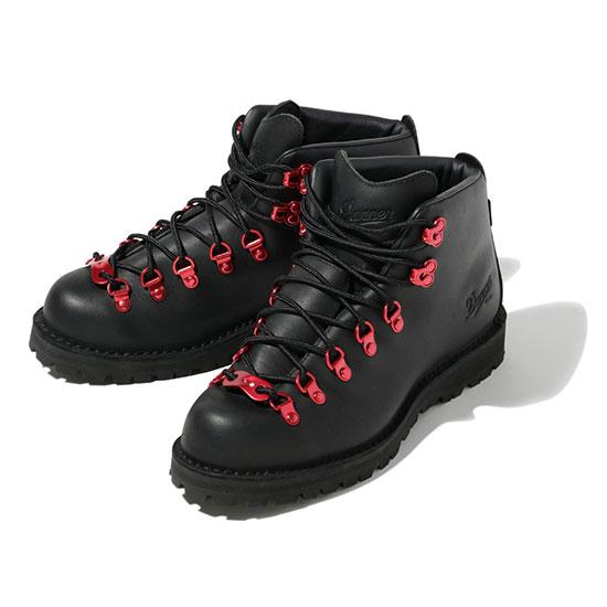 [キャッシュレス5%還元対象]スノーピーク ダナートレイルフィールド SE-DN003 メンズ/男性用 DANNER TRAIL FIELD 靴 ブラック