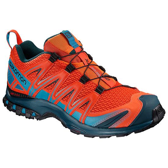 [キャッシュレス5%還元対象]サロモン XAプロ3D SLMNxapro3d XA PRO 3D メンズ/男性用 靴 ランニングシューズ L404710