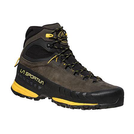 スポルティバ トラバース X5 GTX SPRT27I メンズ/男性用 靴 TX 5 GTX カーボン×イエロー 900100
