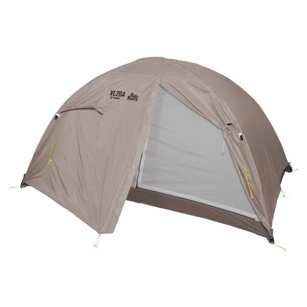 プロモンテ ライトウェイトアルパインテント2人用(限定モデル) VL-26A 2人用超軽量山岳テント/両側入口 テント