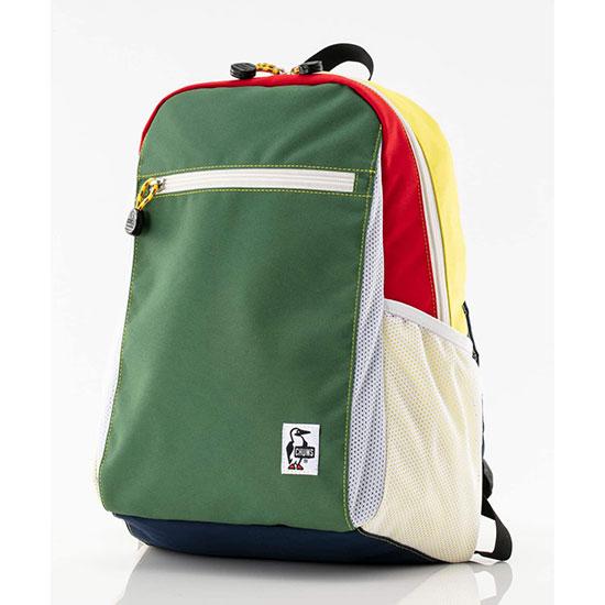 [キャッシュレス5%還元対象]チャムス キッズ エコデイパック CH60-2534 キッズ/子供用 バッグ Kid's Eco Day Pack C015クレイジー