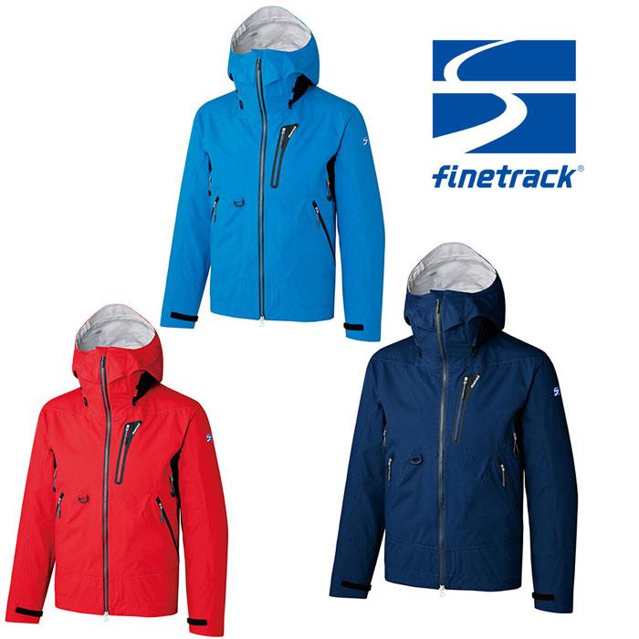 ファイントラック エバーブレスアクロジャケット FAM0711 メンズ/男性用 レインジャケット 2019年秋冬新作