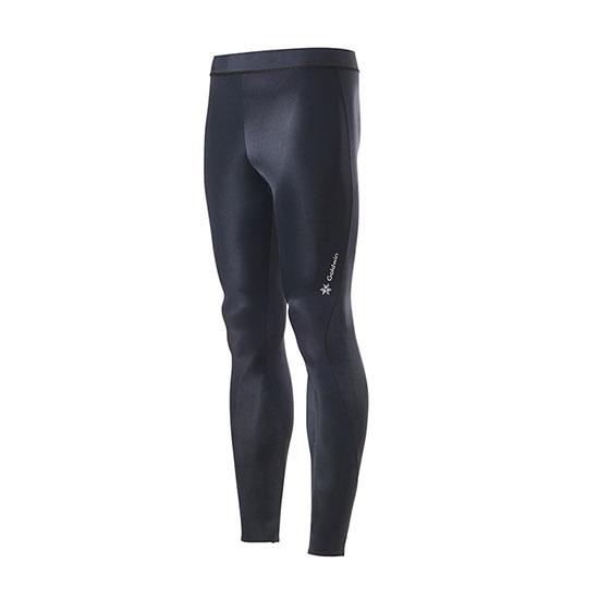 ゴールドウィン インスピレーションロングタイツ GC09350 Inspiration Long Tights メンズ/男性用 シースリーフィット