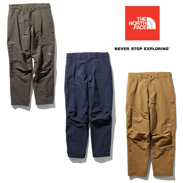 [キャッシュレス5%還元対象]ノースフェイス オブセッションボルダーパンツ NB31931 メンズ/男性用 パンツ Obsession Boulder Pants 2019年秋冬新作