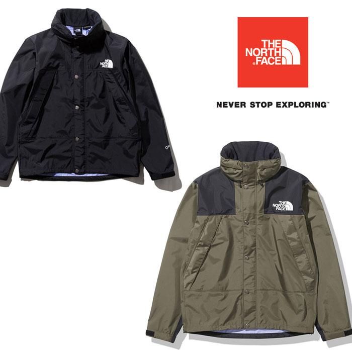 [キャッシュレス5%還元対象]ノースフェイス マウンテンレインテックスジャケット NP11935 メンズ/男性用 ジャケット Mountain Raintex Jacket 2019年秋冬新作