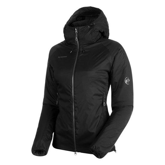 マムート ライムインフレックスフーデッドジャケット 1013-00760 レディース/女性用 ジャケット Rime IN Flex Hooded Jacket AF Women ※半期に一度のクリアランス