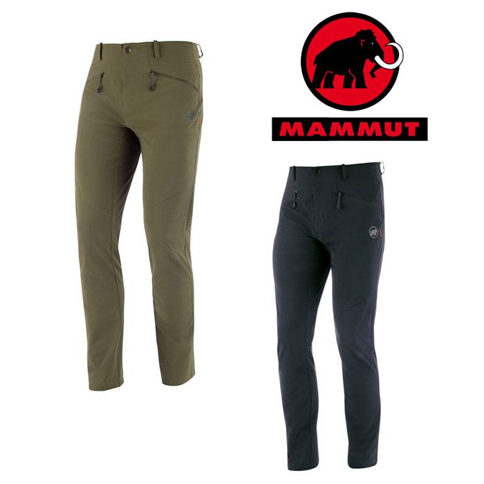マムート トレッカー2.0パンツ 1021-00410 メンズ/男性用 パンツ Trekkers 2.0 Pants AF Men 2020年春夏