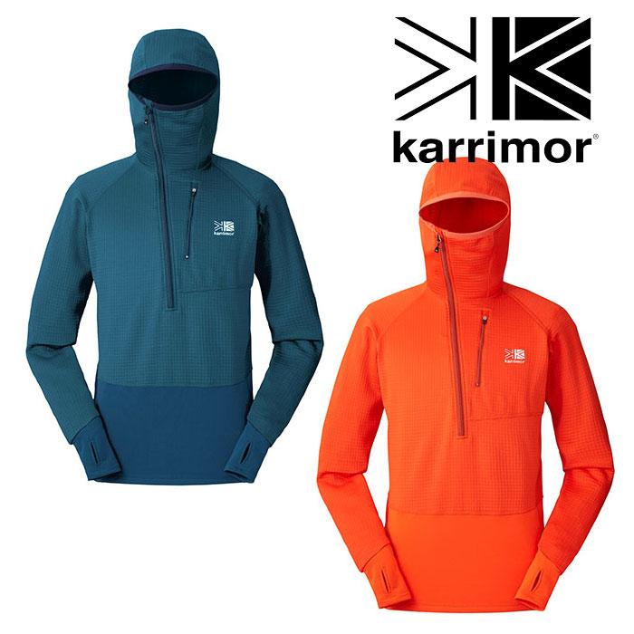 カリマー コジー PG フーディー 1J10UAI1 メンズ/男性用 ジャケット cozy PG hoodie 2019年秋冬新作