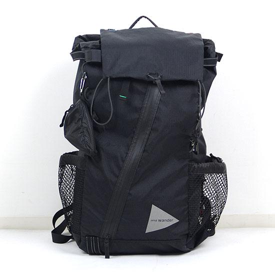 アンドワンダー Xパック30Lバックパック AW-AA651 バッグ X-Pac 30L backpack 2019年秋冬新作