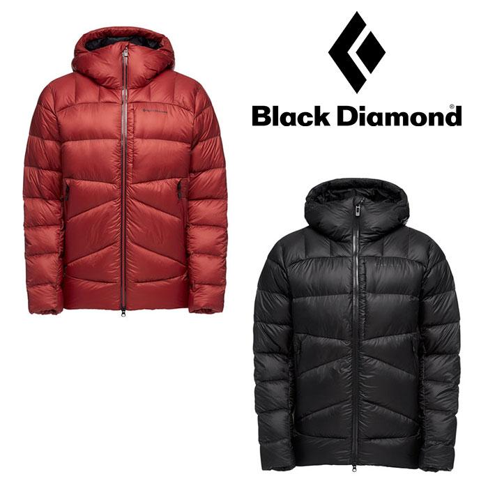 ブラックダイヤモンド メンズ ビジョンダウンパーカー BD66068 メンズ/男性用 ダウン ダウンジャケット アウター 防寒着 ※半期に一度のクリアランス