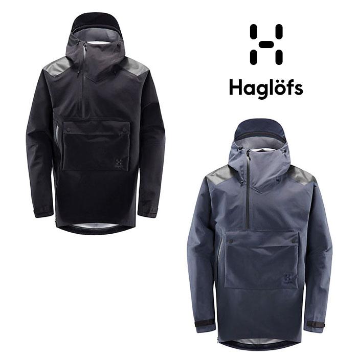 ホグロフス エッジ エボ アノラック HAG604366 メンズ/男性用 ジャケット Edge Evo Anorak ※半期に一度のクリアランス