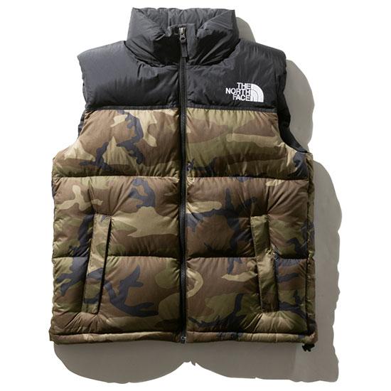 ノースフェイス ノベルティーヌプシベスト ND91844 メンズ/男性用 ダウン Novelty Nuptse Vest 2019年秋冬新作※ご購入はお一人様1点のみとさせていただきます。