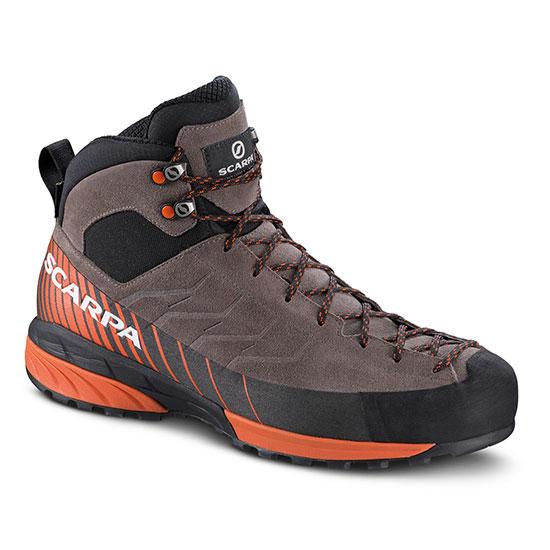 スカルパ メスカリートミッド GTX SC21010 メンズ/男性用 靴 チャコール ロストアロー正規取扱