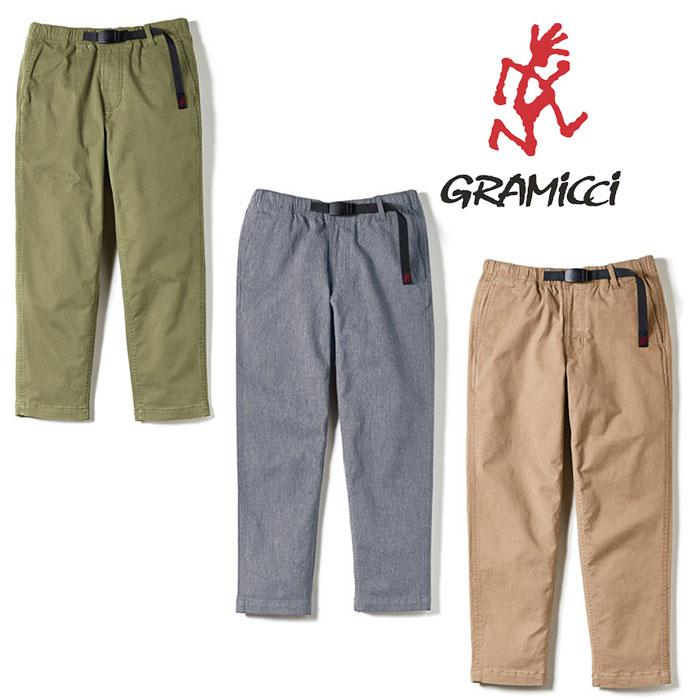 グラミチ ウィメンズテーパードパンツ 0157-FDJ レディース/女性用 パンツ W'S TAPERED PANTS 2020年春夏