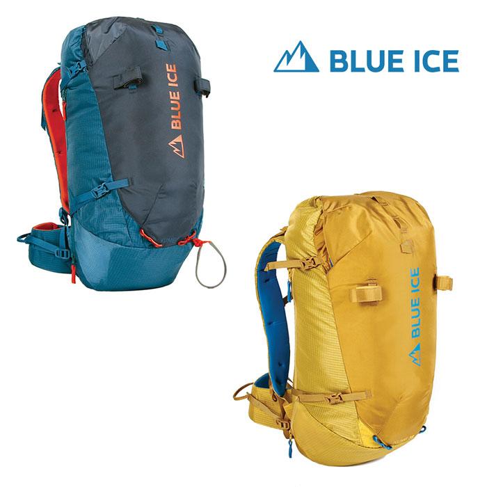 ブルーアイス クメ 38L BL100160 ザック KUME 38L Backpack スーパーレモン エンザインブルー