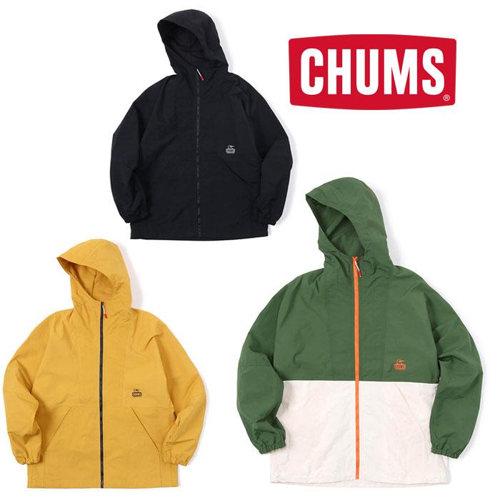 チャムス キャンプフィールドフーディ CH04-1195 メンズ/男性用 ジャケット Camp Field Hoodie 2020年春夏新作