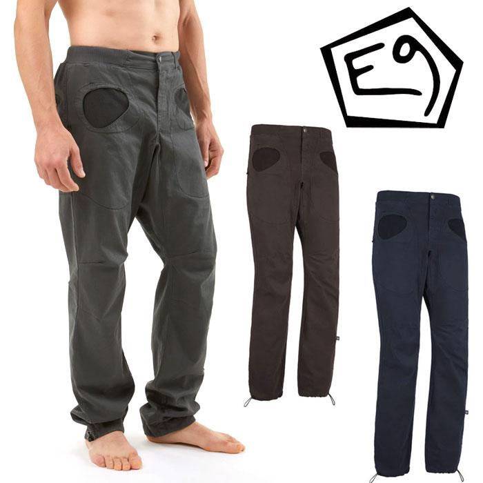 イーナイン(E9) ロンドスリム E9W19-UTR008 メンズ/男性用 パンツ Rondo slim※半期に一度のクリアランス