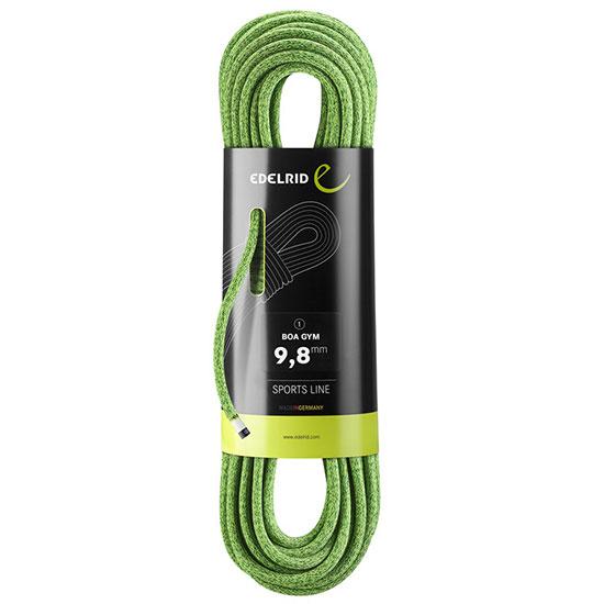 エーデルリッド ボアジム 35m ロープ径9.8mm ER71281 BOA GYM 9.8mm 35m ロープ