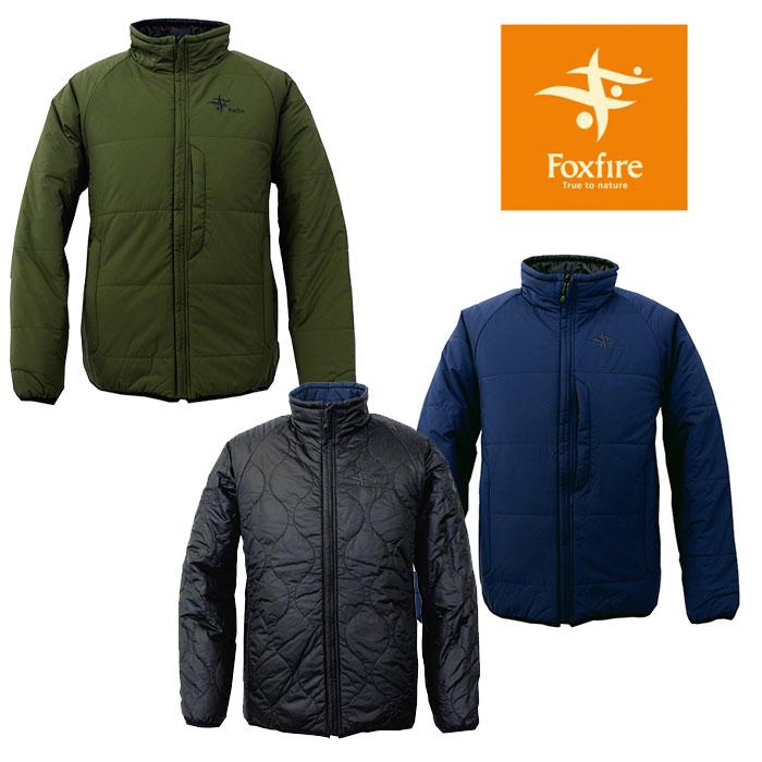 フォックスファイヤー デュアルパフジャケット FXF7813967 メンズ/男性用 ジャケット Dual Puff Jacket